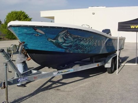 Boat Amp Watercraft Wraps Decals Amp Graphics Image360