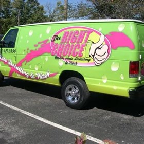 WRAP002 - Custom Full Wrap for Auto Dealerships & Services