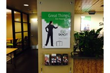 - Custom Displays - Acrylic Displays - Skagit Bank - Bellingham, WA